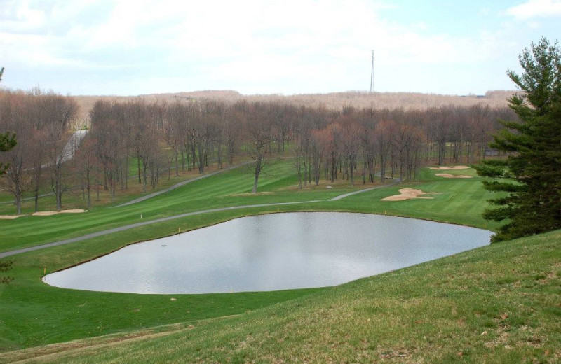 Golf Course at Wisp Resort