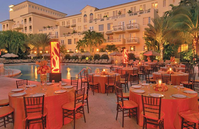 Onsite Dining at Turnberry Isle Miami