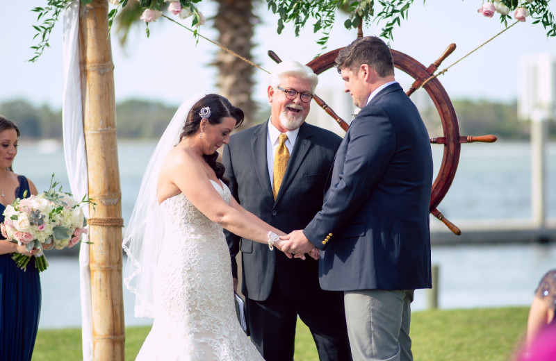 Weddings at Caribe Resort.