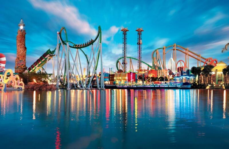 Universal Studios near Florint Vacations.