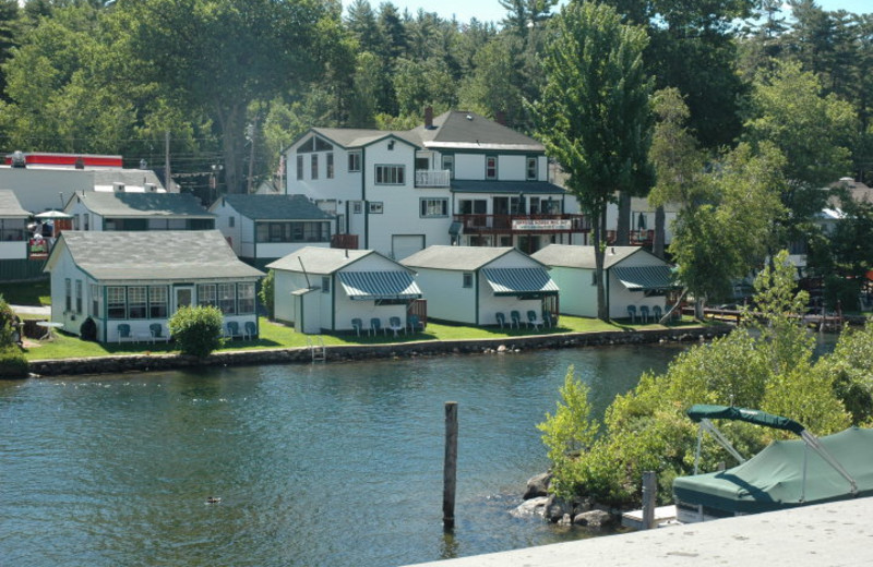 Waterfront Cottages at Channel Waterfront Cottages