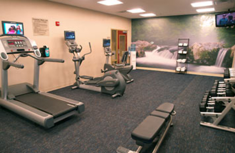 Fitness Center at SpringHill Suites - Pigeon Forge
