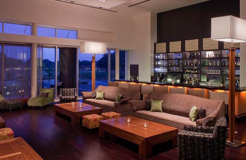 Lounge at La Torretta Lake Resort & Spa.