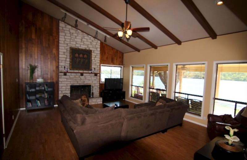 Llano Vista Living Room