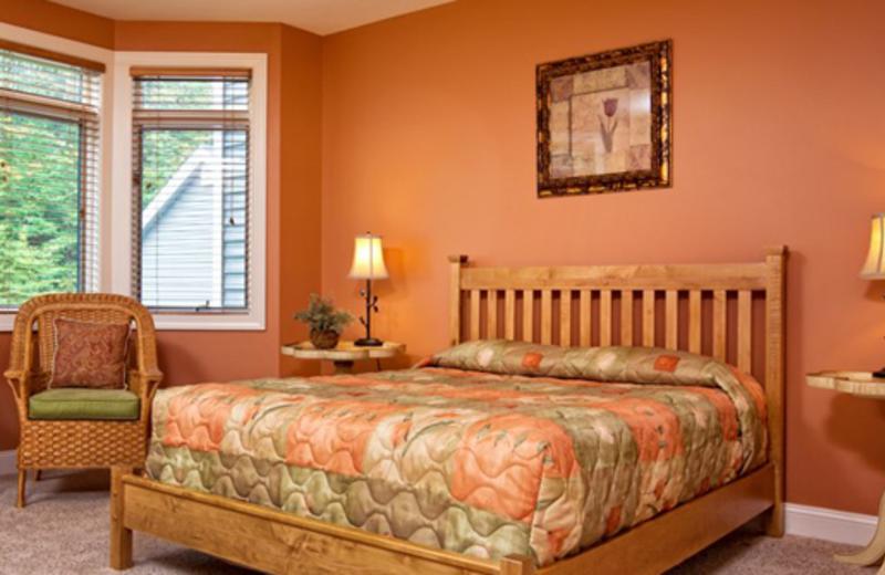 Guest Room at Treetops Resort
