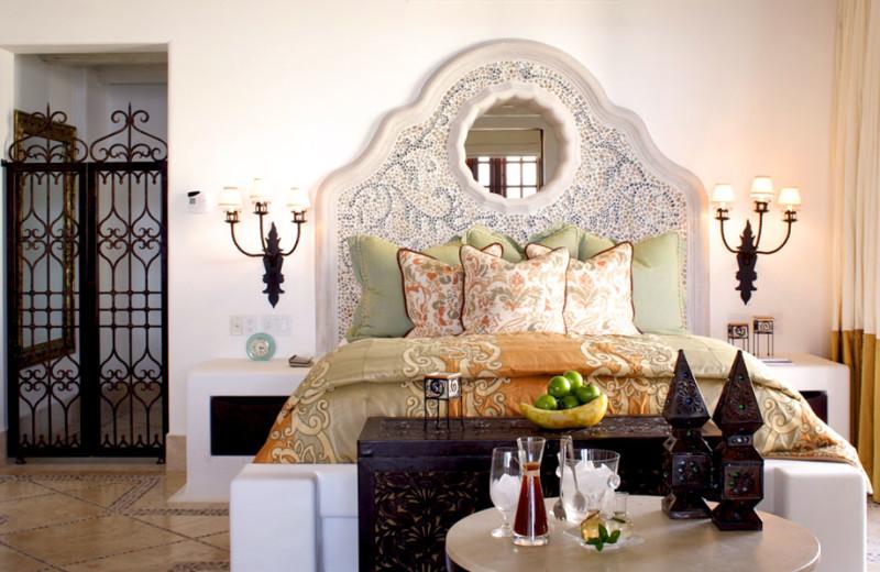 Guest room at Las Ventanas al Paraiso.
