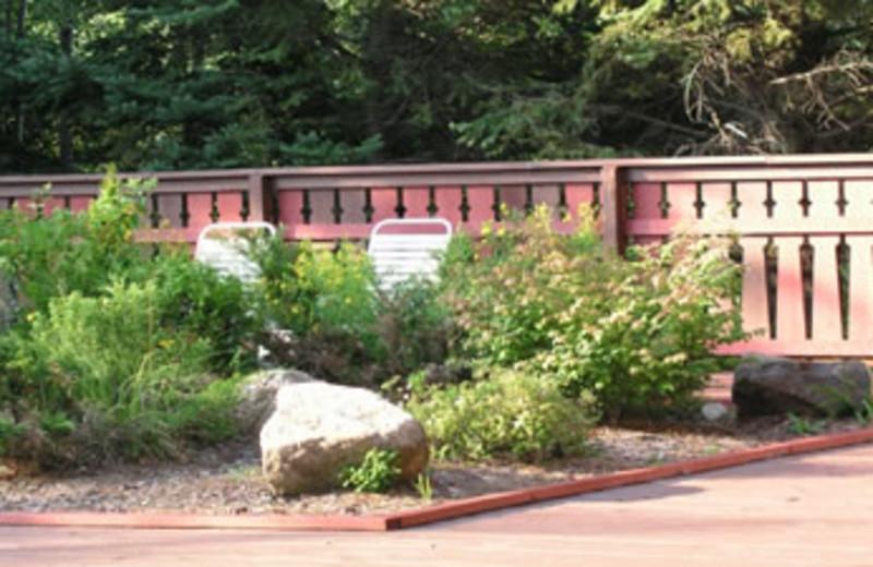 Garden at Woodlake Inn