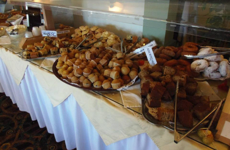 All You Can Eat Breakfast Buffet at Surfside on the Lake.
