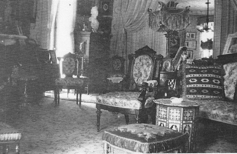 Historical photo of Batcheller Mansion Inn Bed and Breakfast.