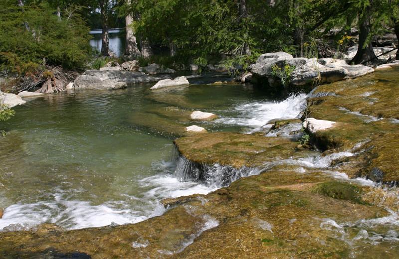 Beautiful View at Stablewood Springs Resort