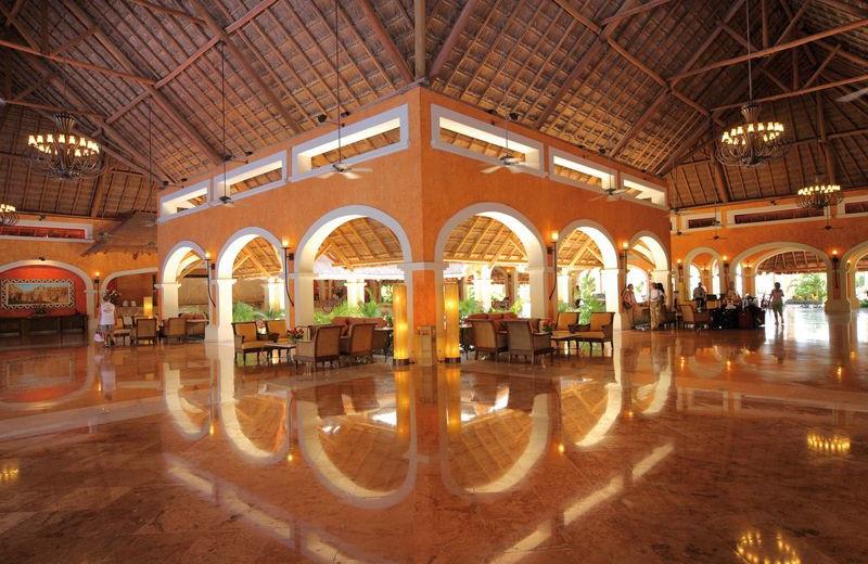 Banquet Room at Barceló Maya Colonial