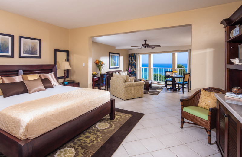 Guest room at Beaches Boscobel Ultra- All Inclusive.