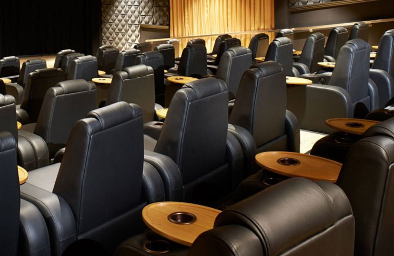 Movie Theater at The Metropolitan at the 9