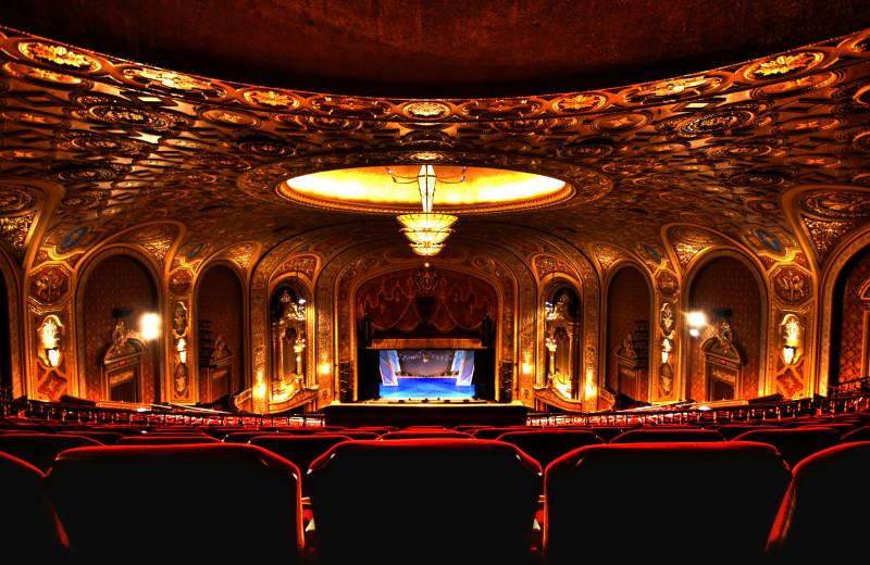 Theater near Playa Del Sol Resort.