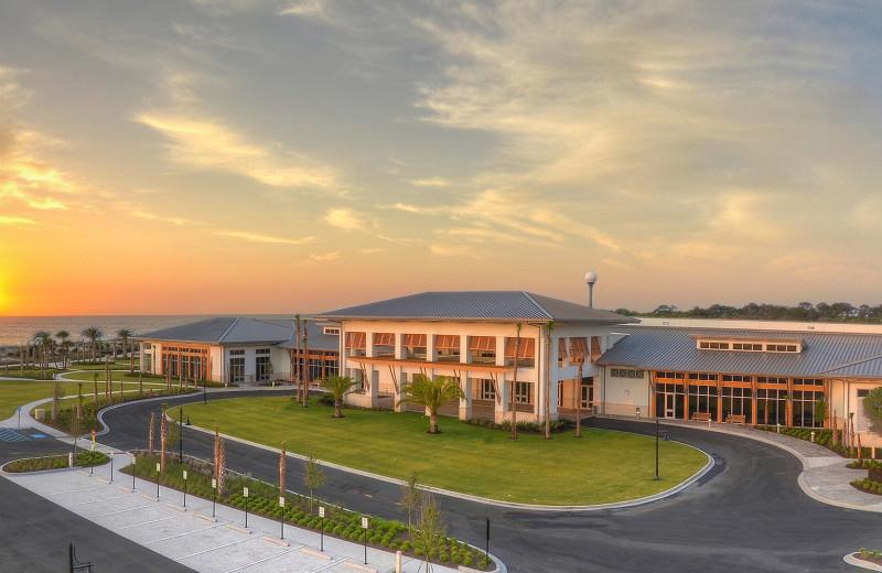 Convention center at Westin Jekyll Island.