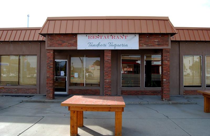 Restaurant at Marianna Inn.