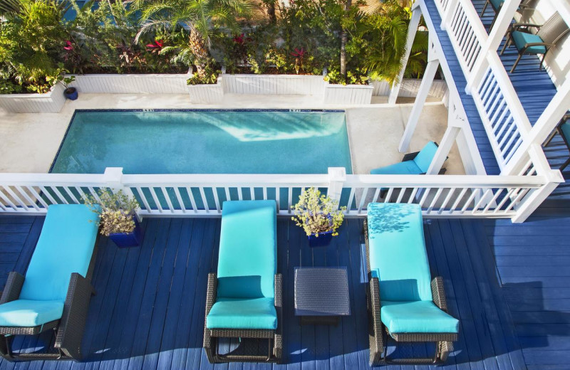 Pool at Azul Key West.