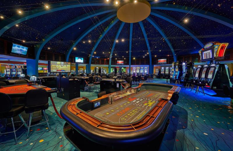 Casino at Hilton Aruba Caribbean Resort.