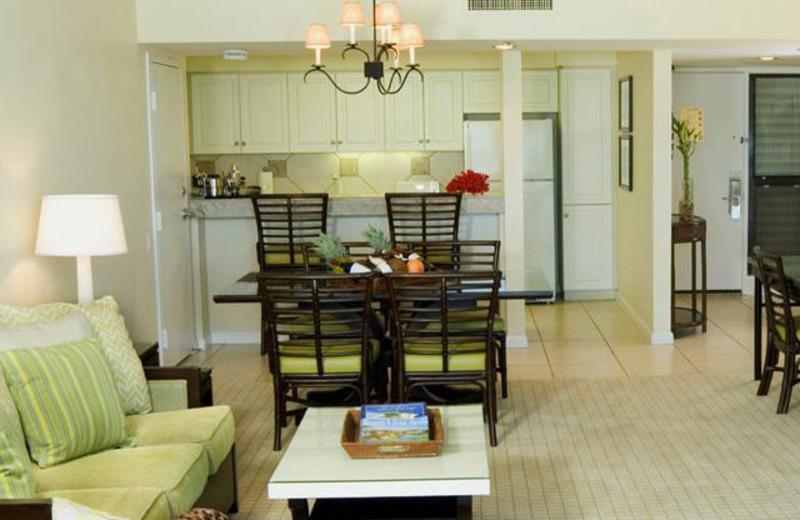 Suite Interior at Longboat Key Club