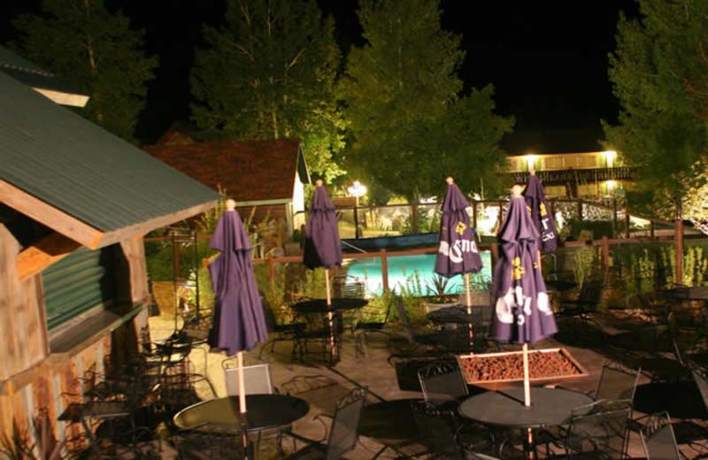 Tiki Bar at Twin Peaks Lodge