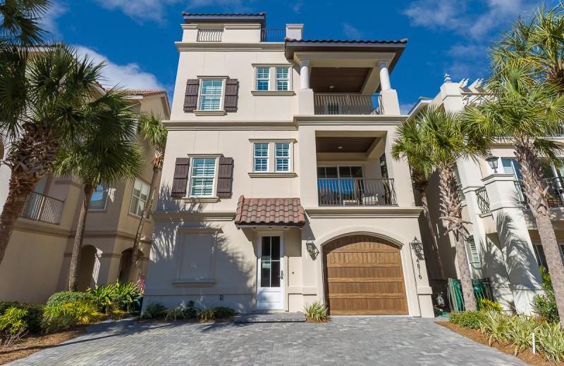 Luxury Properties Vacation Rentals Santa Rosa Beach FL Resort - Luxury home vacation rentals