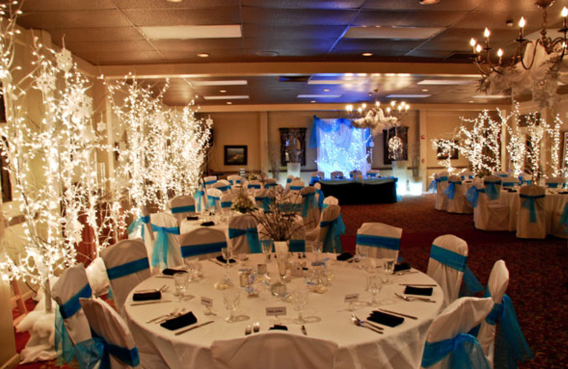 Weddings at Fontana Village Resort