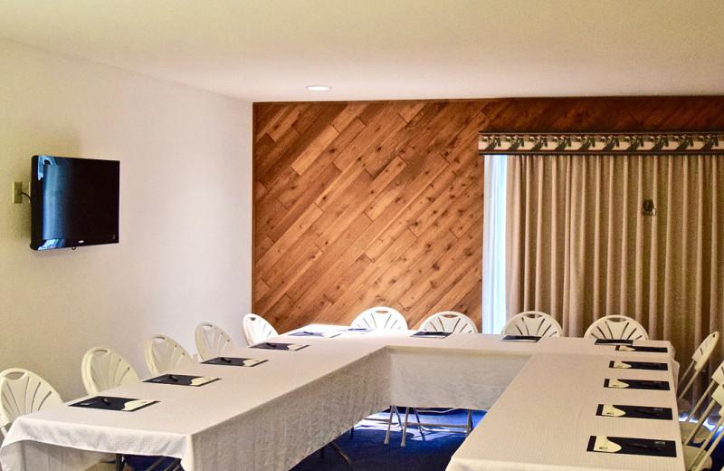 Meetings at Whitetail Lodge.