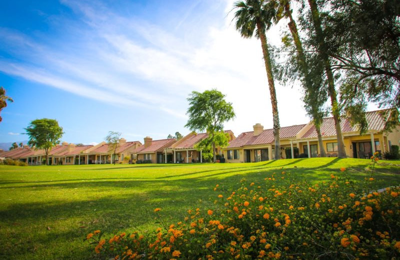 Rental exterior at Country Club and Resort Rentals.
