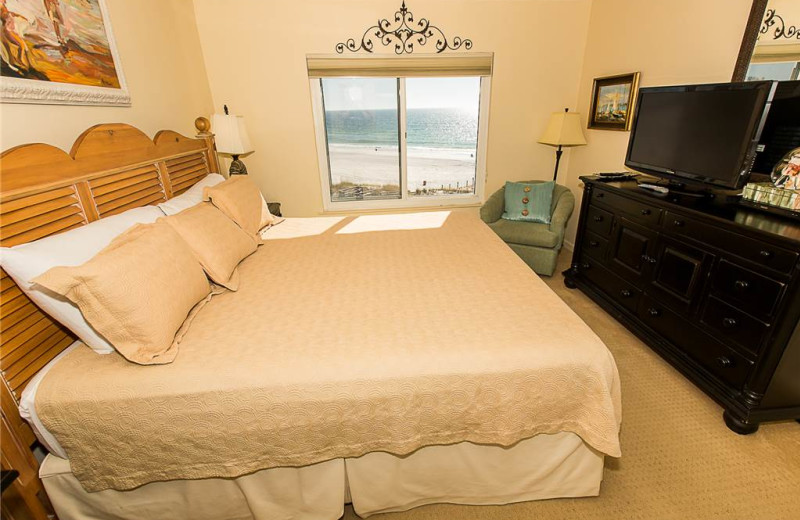 Bedroom at Holiday Isle Properties - Destin on the Gulf 505.