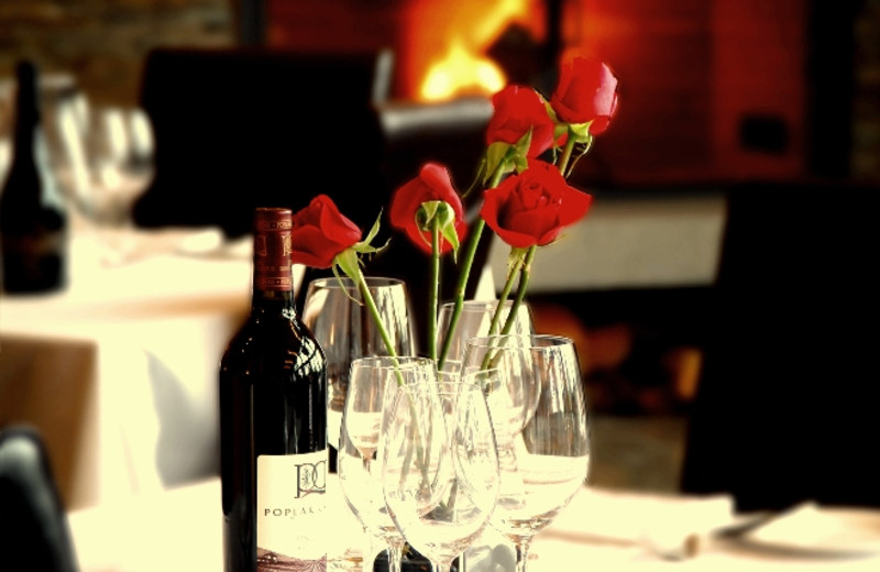 Romantic Dinners at Brentwood Bay Lodge