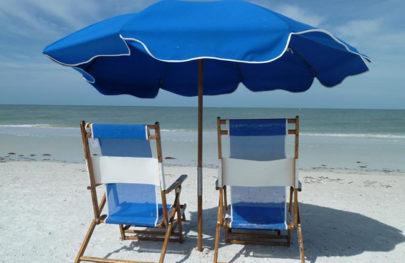 Relax on the Beach at Gullwing Beach Resort
