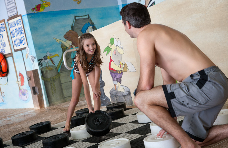 Checkers at Caribbean Resort & Villas.