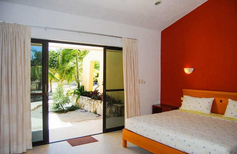 Guest room at Playa Maya Resorts.