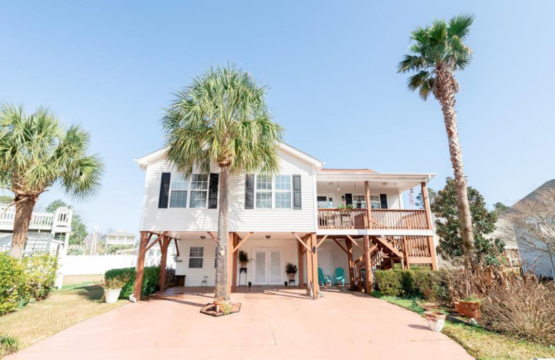 Rental exterior at Surfside Realty Company, Inc.
