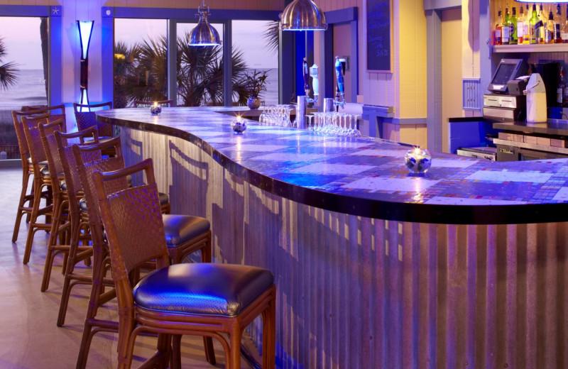 Bar View at  The Westin Hilton
