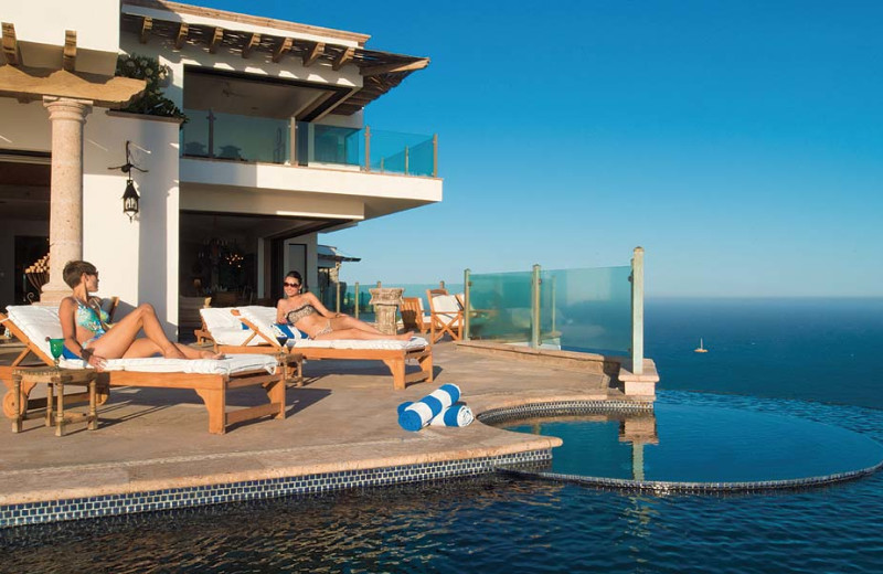 Exterior view of Earth, Sea & Sky Vacations.