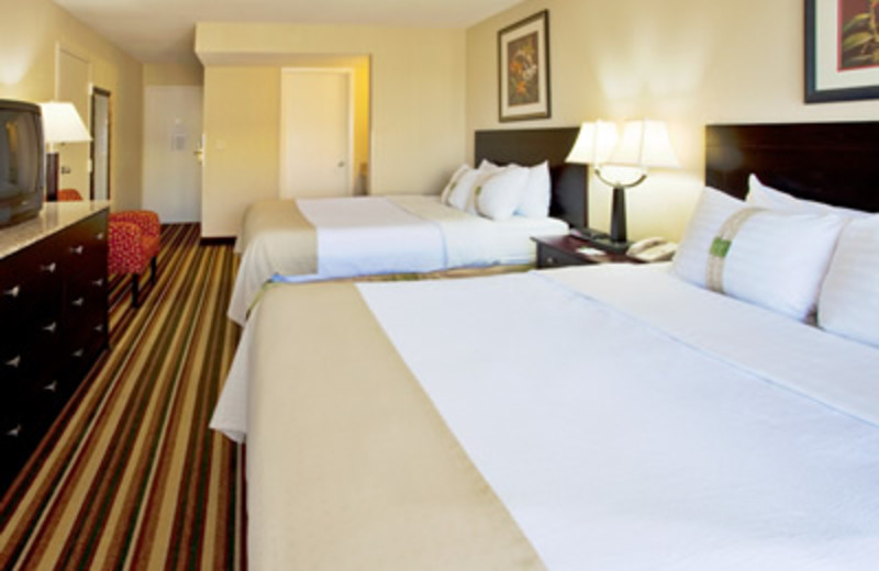 2 Bed Guest Room at Holiday Inn Main Gate East