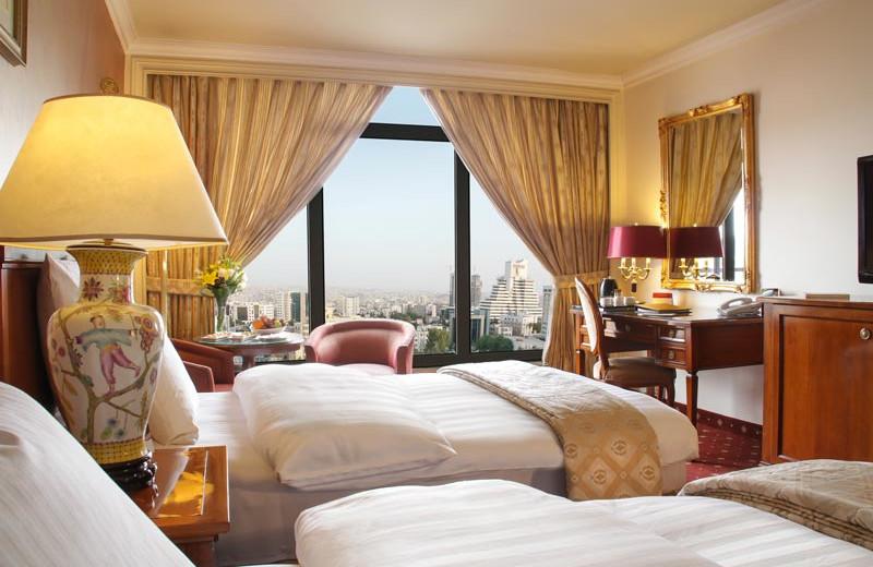 Guest room at Regency Palace Amman.