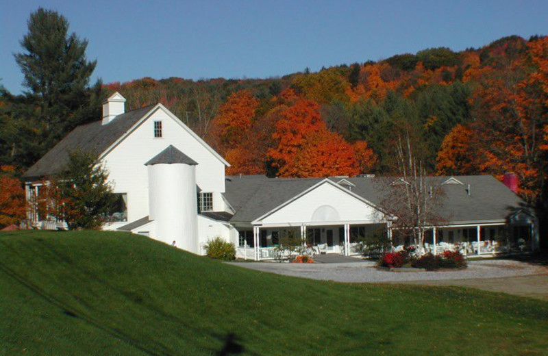 Exterior of Barnside Luxury Inn