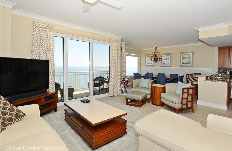Rental living room at CBVacations.com