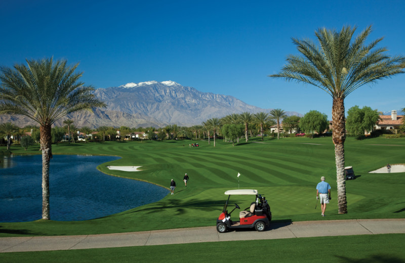 Golf course at Toscana Country Club.