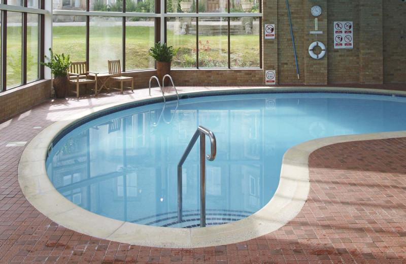 Indoor pool at Kenwood Hall.