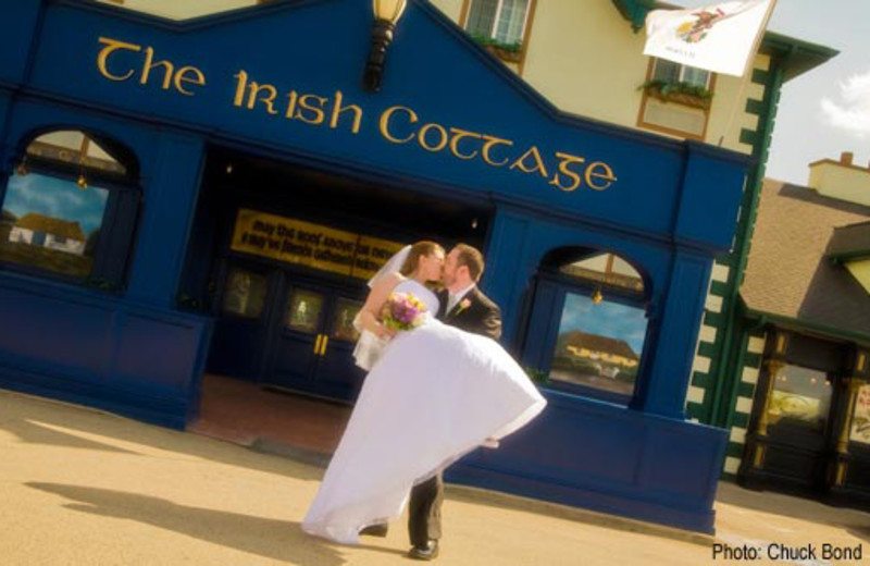 Wedding at The Irish Cottage Boutique Hotel