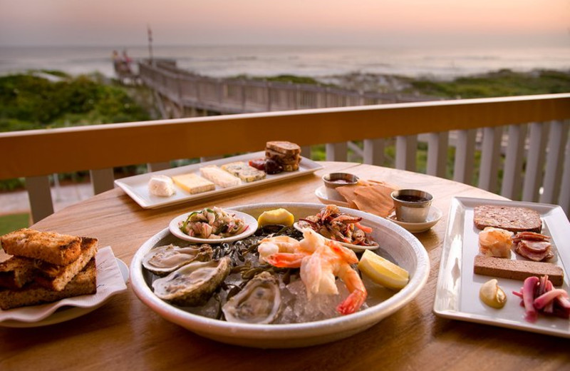 Fine Dining at WaterColor Inn & Resort