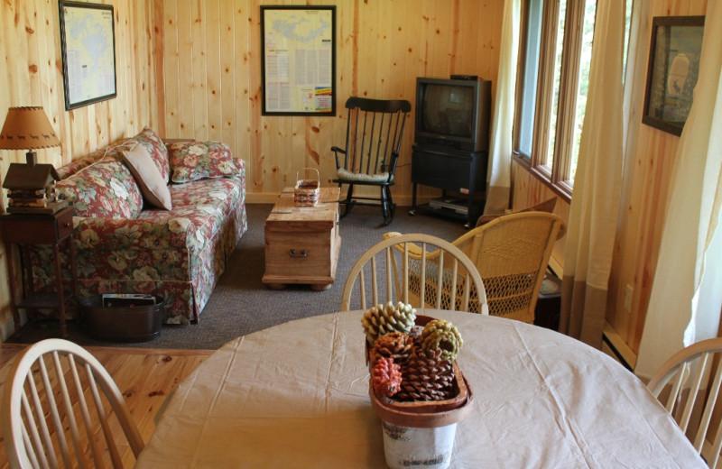 Living Room at  Caroline's Cottage