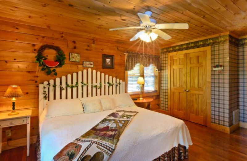 King Suite at Hidden Mountain Resorts