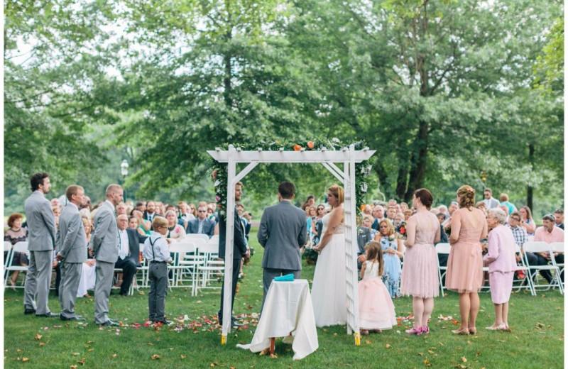 Weddings at Joseph Ambler Inn.