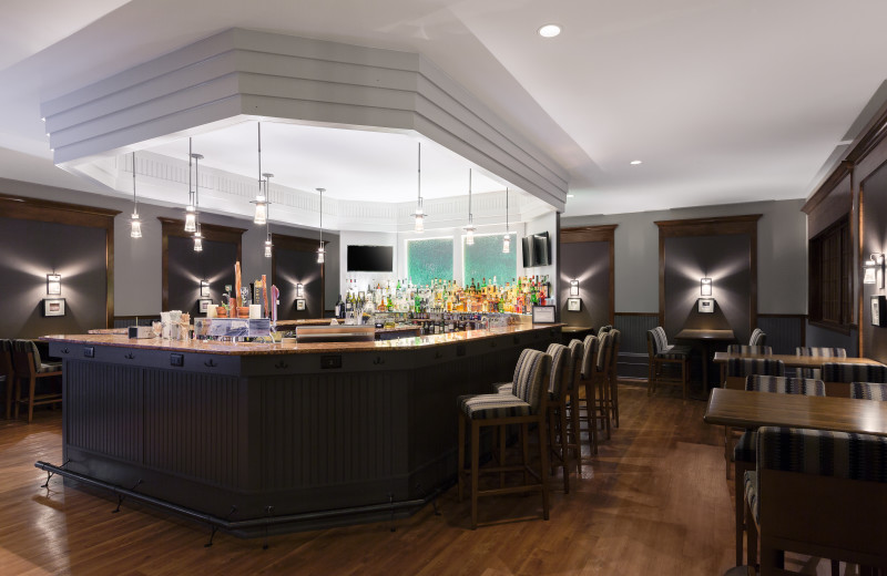 Bar at Emerson Resort & Spa.