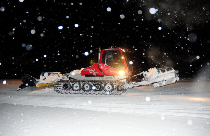 Winter at North Conway Lodging.