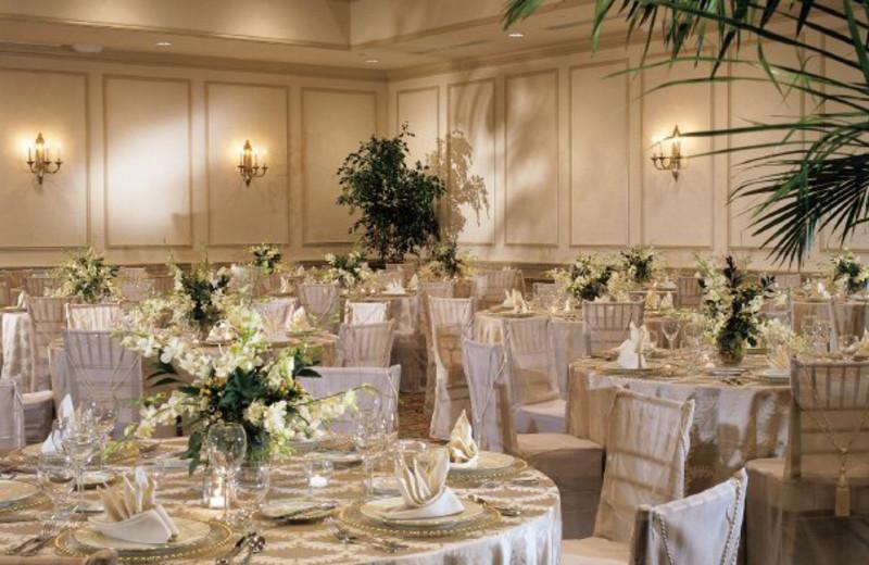 Wedding Reception at The Samoset Resort